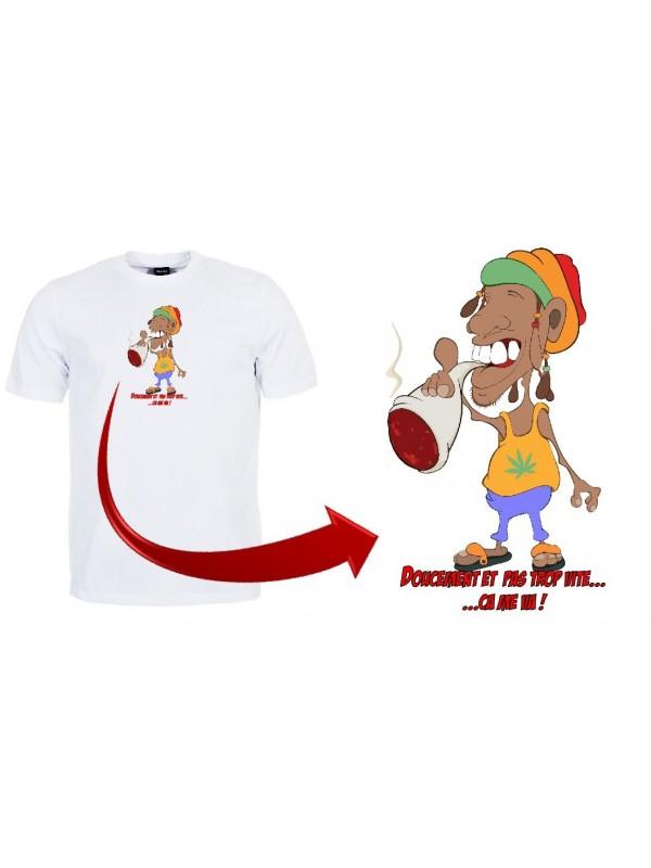 T-shirt RASTA