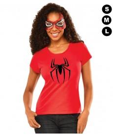 Déguisement Spiderman femme