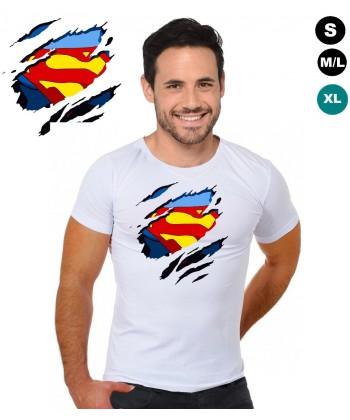 Déguisement Superman Tee shirt