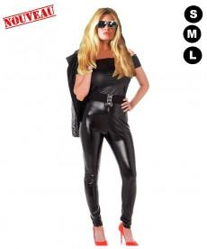 Déguisement Brigitte Bardot - Harley Davidson