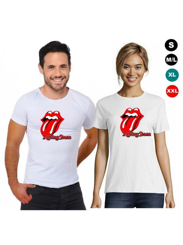 Tee shirt Rolling Stones