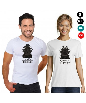 Tee shirt Games of Thrones