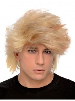 Perruque Indochine blonde