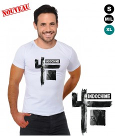 Tee shirt INDOCHINE