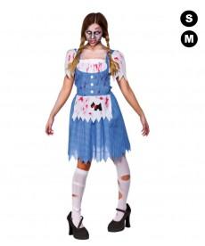 Déguisement Dorothy Halloween femme