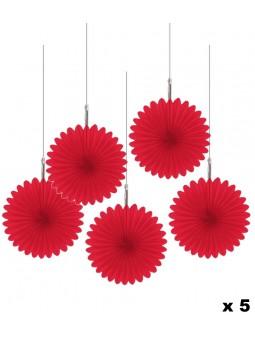 Décorations casa de papel rouge