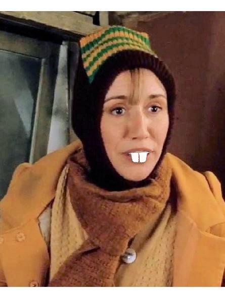 dentier zezette epouse x