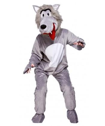 Déguisement du très grand méchant loup