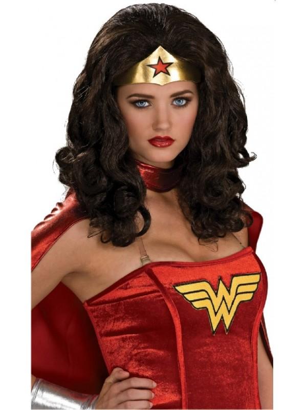 Perruque de Wonder Woman