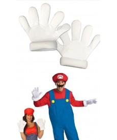 Gants de Mario Bross