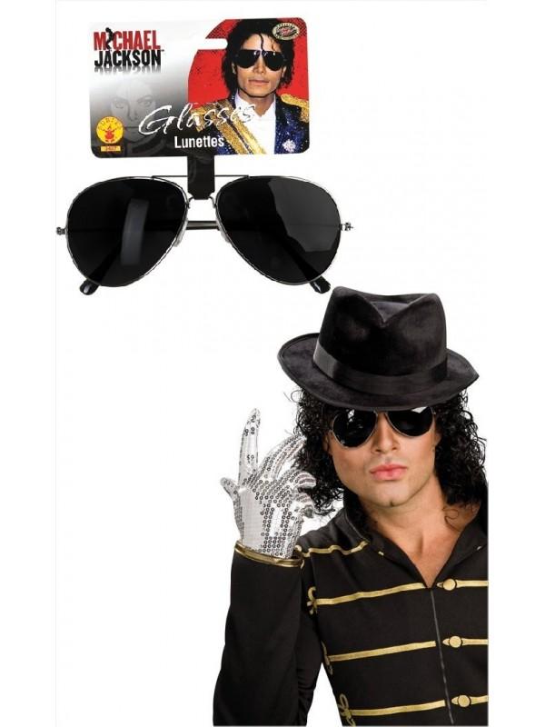 Lunettes du Roi de la pop