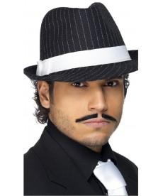 Moustache de mafioso