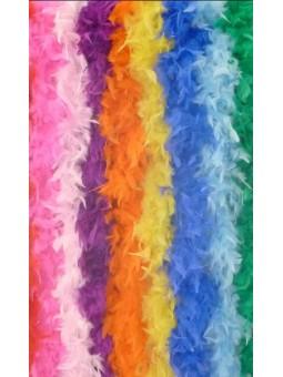 Boa en plumes (autres couleurs)