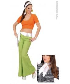 Bandeau ou foulard blanc