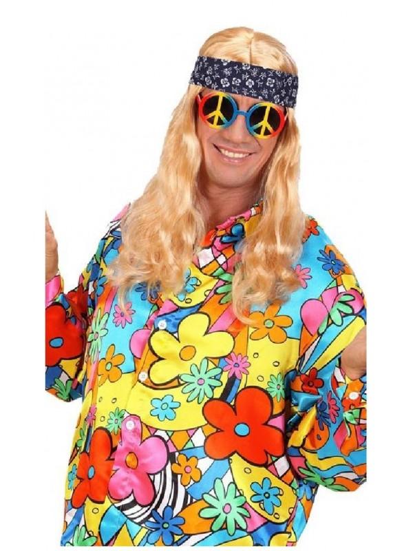 Lunette hippie pour homme