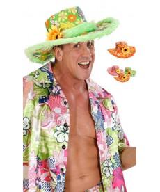 Chapeau Ibiza Hippie man