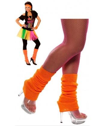 Guêtre Flashdance orange