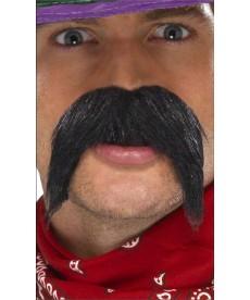 Moustache de biker
