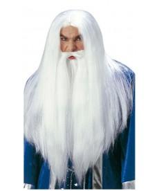 Perruque de druide