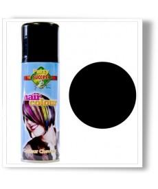 Bombe de laque noire