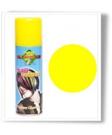Bombe de laque jaune