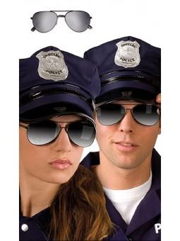 Lunette de policière