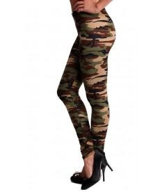 Leggins militaire camouflage