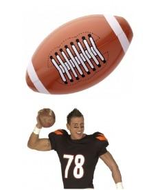 Ballon de footballeur américain