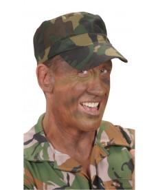 Casquette de militaire