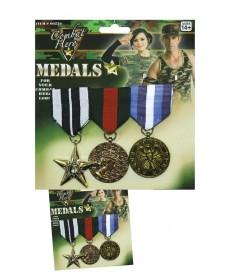 Médailles militaires x 3