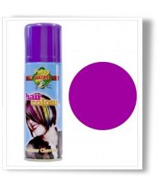Bombe de laque violette