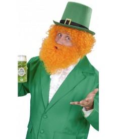 Perruque et barbe St Patrick
