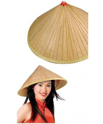 Chapeau asiatique
