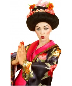 Perruque de geisha