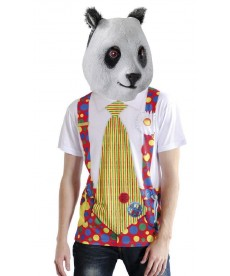 Tête de panda intégrale