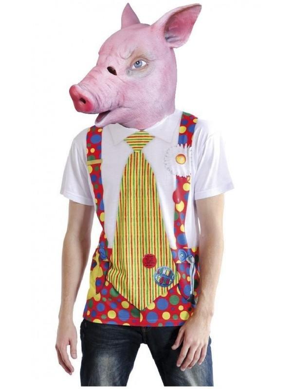 Tête de cochon intégrale